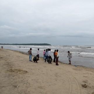 Miramar Beach, Panjim, Goa