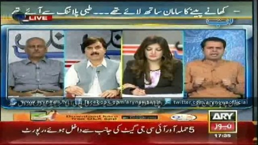 Ab Tak with Sadaf – 9th June 2014