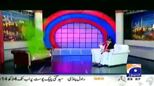 Hum Sab Umeed Say Hain – 23rd June 2014