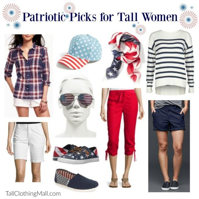 patriotic pick for tall women tcm