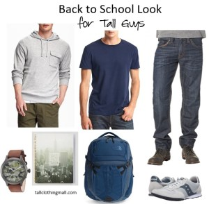 back to school for him