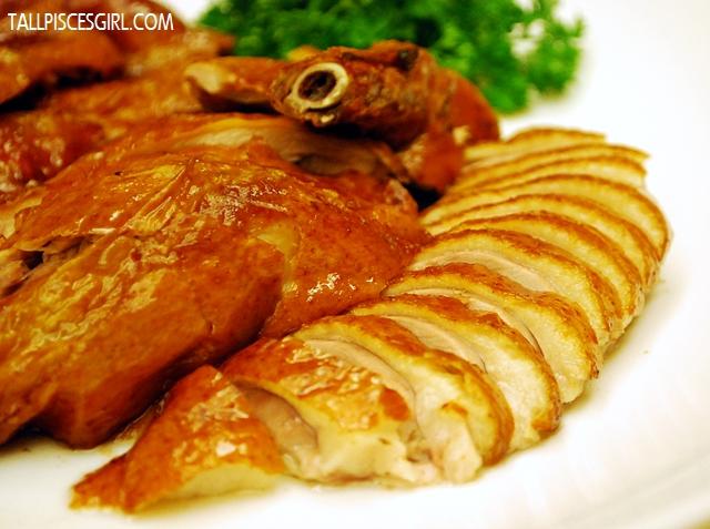 Zuan Yuan Crispy Roasted Duck