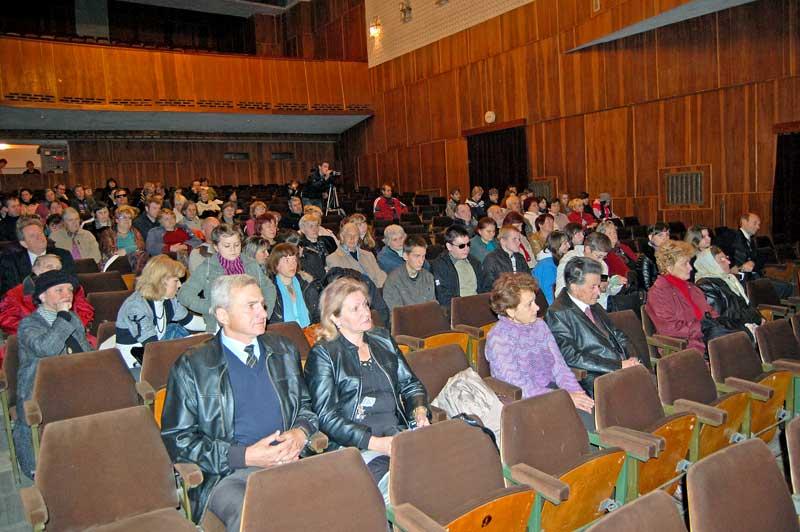 Концерт «Мукачеве вітає друзів» 11 жовтня 2011 у Львові