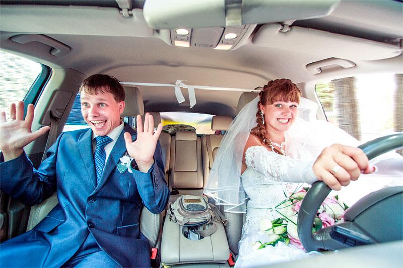 Хто організовує ваше весілля?