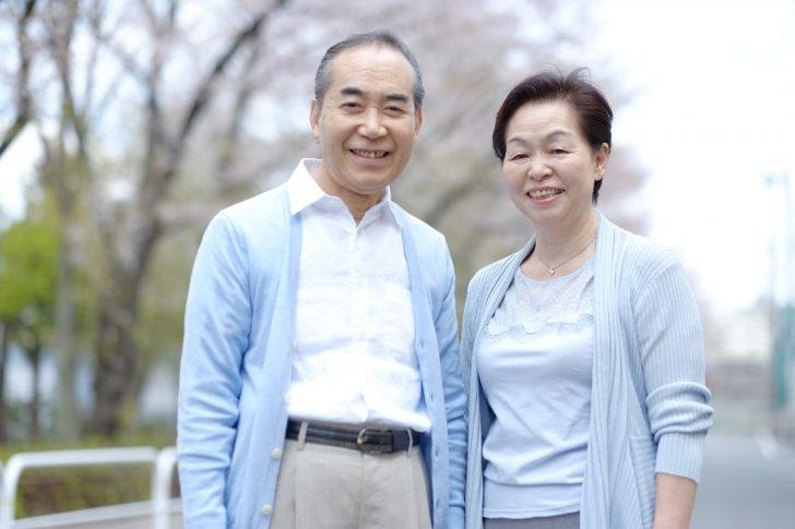 高齢 夫婦