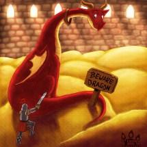 Beware of Dragon