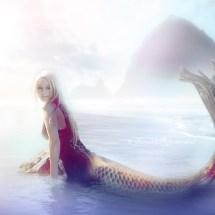 Mermaid glow