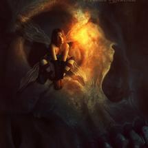 Skull faerie