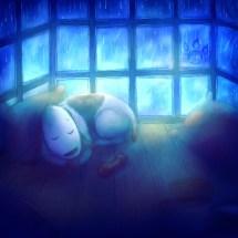 Sleeping poochy 5b