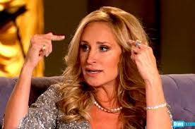 Real Housewives of New York Sonja