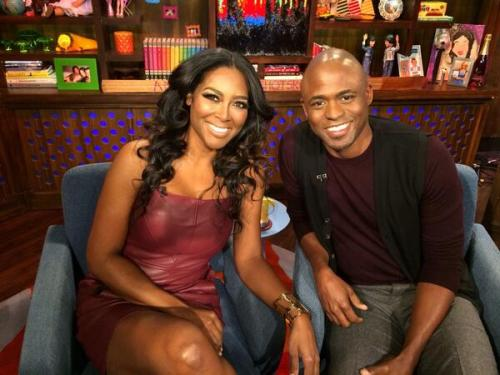 WWHL with Kenya Moore and Wayne Brady