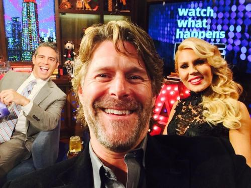 WWHL Gretchen and SLade