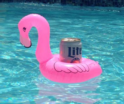 flamingo beer
