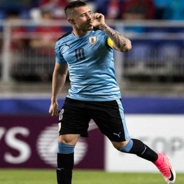 Uruguay, con la calidad de Amaral (0-1)