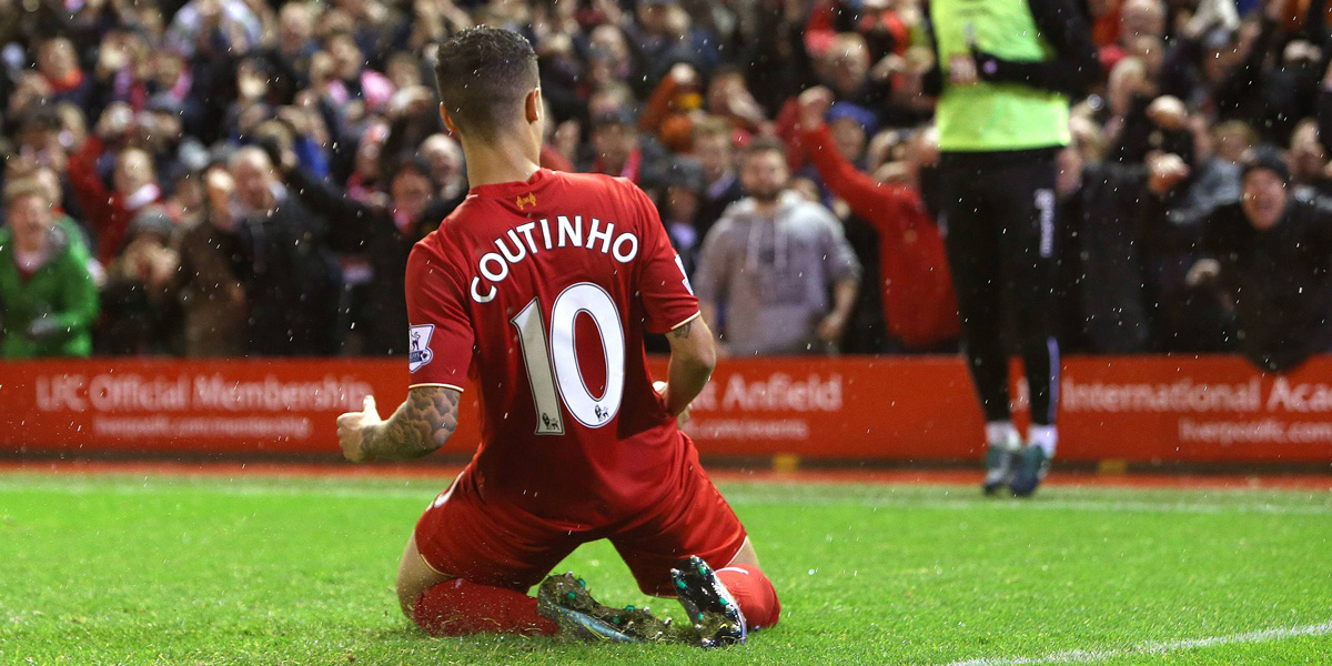 """Liverpool, firme: """"No consideraremos ofertas por Coutinho"""""""