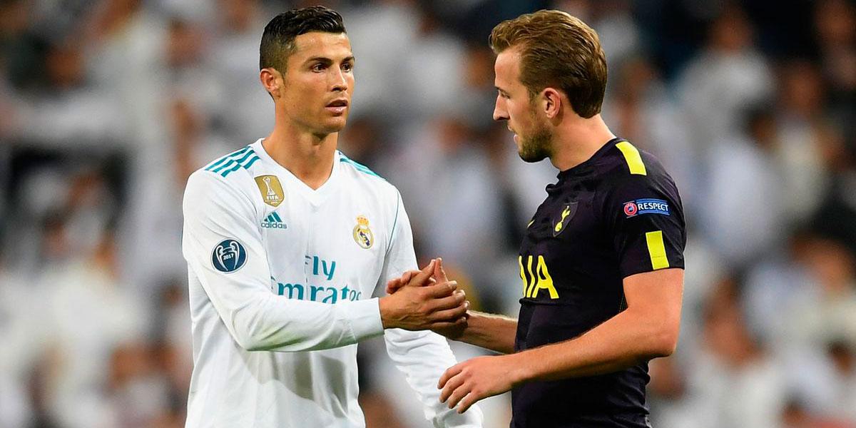 Real Madrid debió conformarse con un empate frente a Tottenham