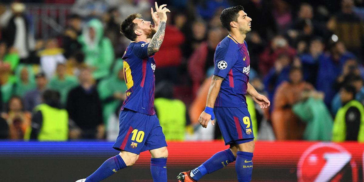Messi y Luis Suárez tienen cuentas por saldar en Stamford Bridge