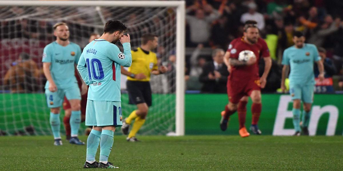 Sorpresa: Barcelona quedó eliminado tras ser goleado en el Olímpico