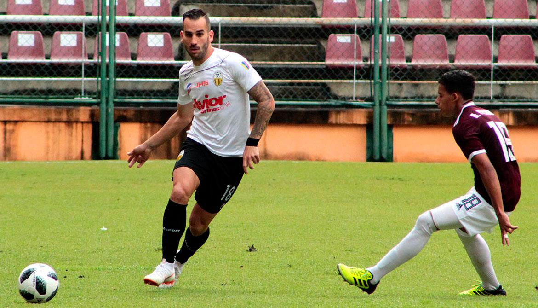 Se extiende la hegemonía sobre Carabobo FC