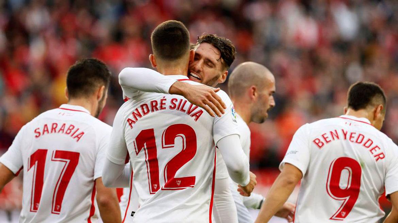 Sevilla es el líder con menos puntos en 13 fechas desde 2001