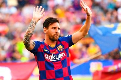 Confirmado: Messi no estará en el debut de Barcelona en La Liga