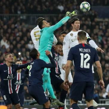Keylor Navas se luce en su primera visita a Real Madrid