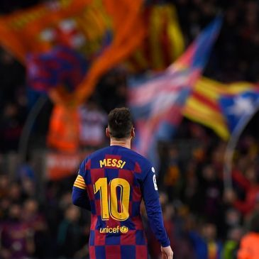 Messi quiere volver a gritar en el Camp Nou