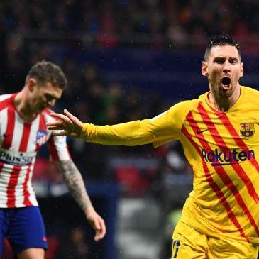 Atlético de Madrid sufre una caída preocupante en La Liga