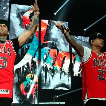 Daddy Yankee y Nicky Jam de nuevo juntos