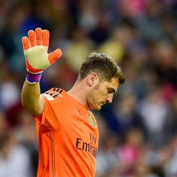 Casillas sobre su salida de Real Madrid en 2015: «Necesitaba volver a sentirme otro»