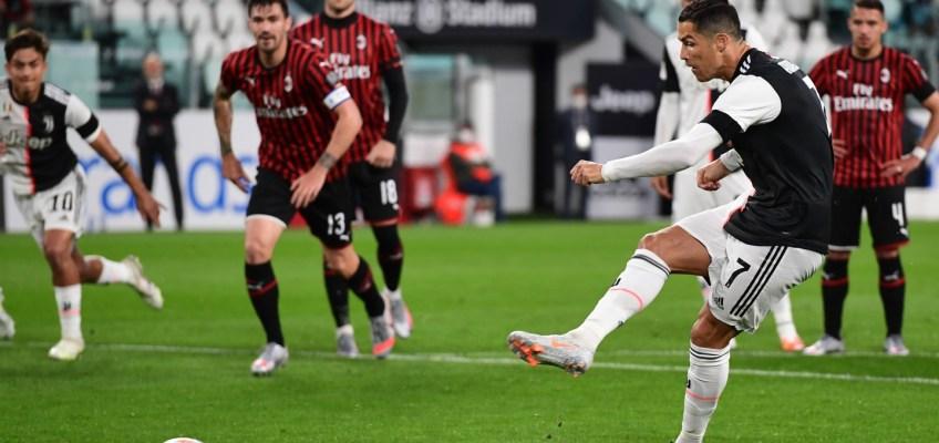 La Juventus pasa a la final de la Copa de Italia pese al fallo de penalti de Cristiano