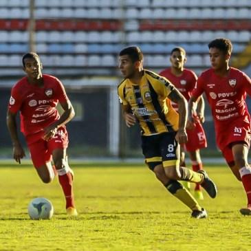 El Aurinegro selló su boleto a la Libertadores