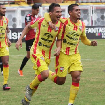 Aragua aseguró su boleto a la Copa Suramericana 2021