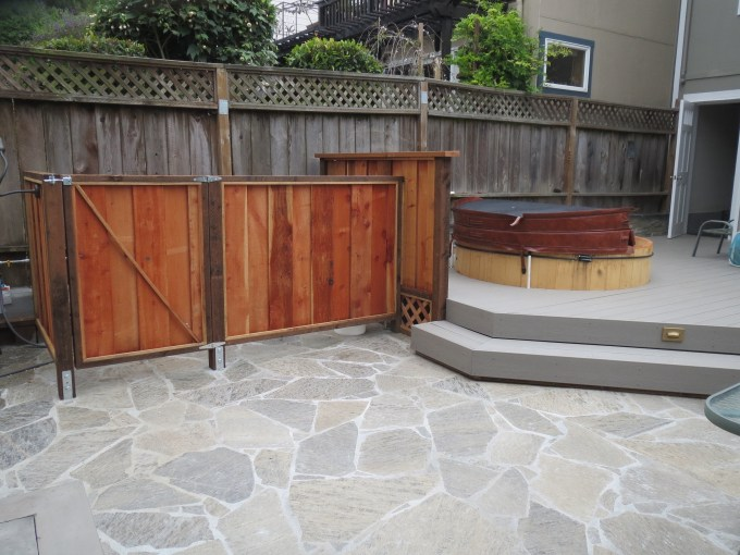 Japanese hot tubs expanding your landscape with a private for Soaker tub definition