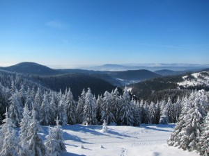 Schorn-Winter-Tambach-Dietharz-Thüringer Wald-Rennsteig
