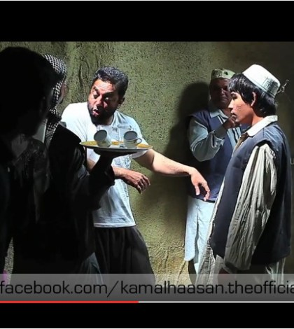 Vishwaroopam Behind The Scenes