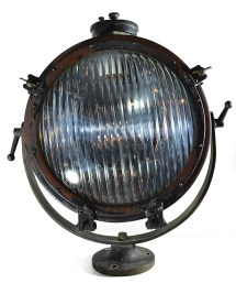 Flood Light from Tamworth Olympic Pool, c1937