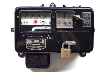 Coin Operated Meter c1937