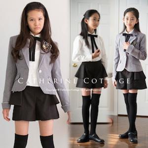 小学校の卒業式の女の子の服装 5