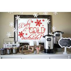 Catchy Hot Chocolate Bar Tangled St Cooffee Bar Hot Cocoa Bar Ever Holiday Coffee Taste Hot Chocolate Bar Food Hot Chocolate Barber Shop Ideas Easy