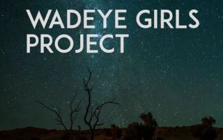 Wadeye Girls Project