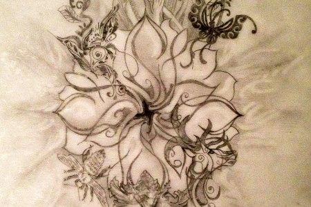 sacred tattoo design 2