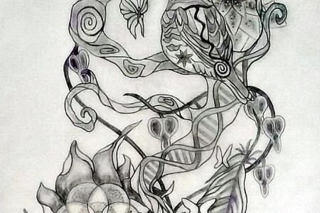 sacred tattoo design1