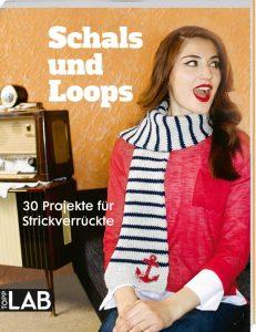 Schals und Loops, 30 Projekte für Strickverrückte TOPP 7918 | ISBN 9783772479182 TOPP LAB, Softcover, 128 Seiten, 19,7 x 25,2 cm