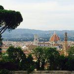 Florenz - von der Fortezza di Belvedere aus gesehen