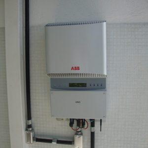 04 - Inversor ABB PVI-3.0-TL-OUTD-S, de 3,0kW