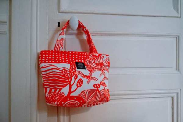 【lunch_tote_BAG_sanpo_michi_orange】