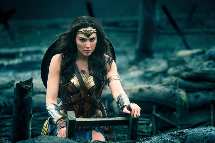 Wonder Woman Women Only