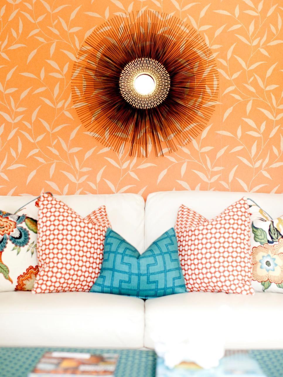 Relaxing Turquoise Wall Art Aqua Color Palette Aqua Color Schemes Hgtv Orange Turquoisewall Art Wall Art Orange Turquoise Pink Color Palette Turquoise Color Palette Code houzz-02 Turquoise Color Palette
