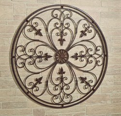 Small Of Outdoor Metal Wall Art